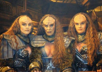 klingon sisters