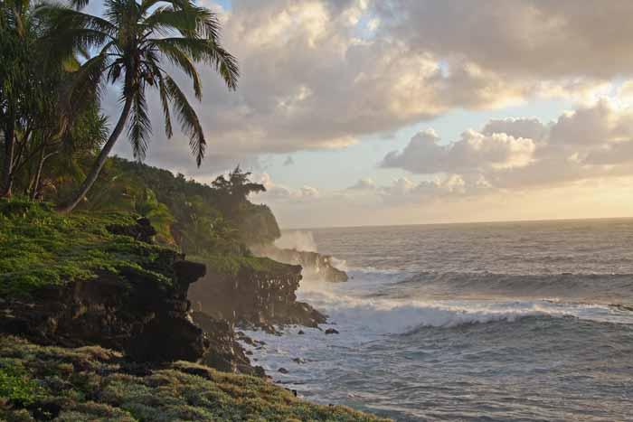 Puna-Surf-Evening-Cliffs