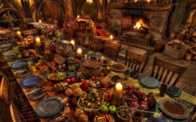 Thanksgiving Steps