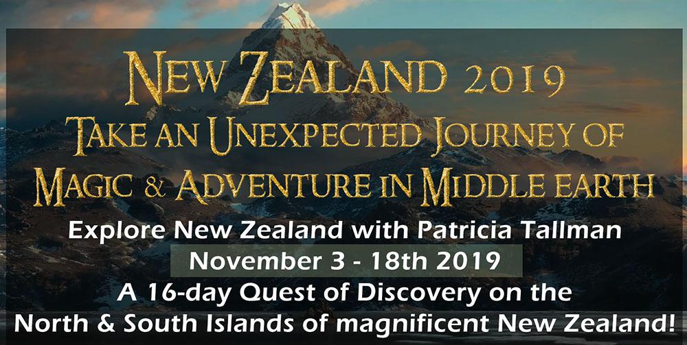 New Zealand - 2019 - Quest Retreats